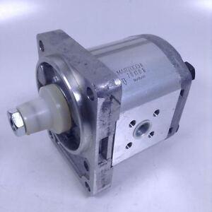 Marzocchi 2BK1D16 Hydraulic Gear Pump NMP