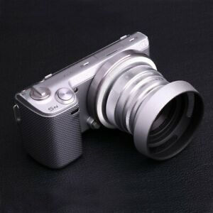 Fujian-35mm-f-1-6-CCTV-II-Cine-Lens-for-Sony-NEX-E-mount-Camera-Hood-amp-adapter