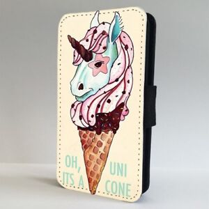 Unicorn-Magical-Ice-Cream-Funny-FLIP-PHONE-CASE-COVER-for-IPHONE-SAMSUNG