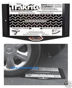 Trakrite-Fahrzeug-Spur-einstellung-korrektur-einstellen-Spurmessplatte-GUNSON