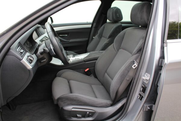 BMW 520d 2,0 Touring M-Sport aut. - billede 5