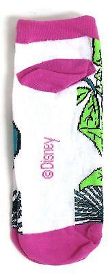 Señoras DISNEY El Libro De La Selva Kaa Zapato Liners Calcetines Reino Unido 4-8 EUR 37-42 US 6-10