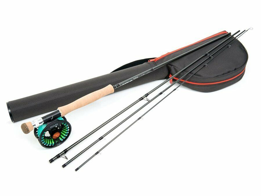 Guideline Epik Pike 9'  9 favo 79 WF float 4-Section moscas cañas