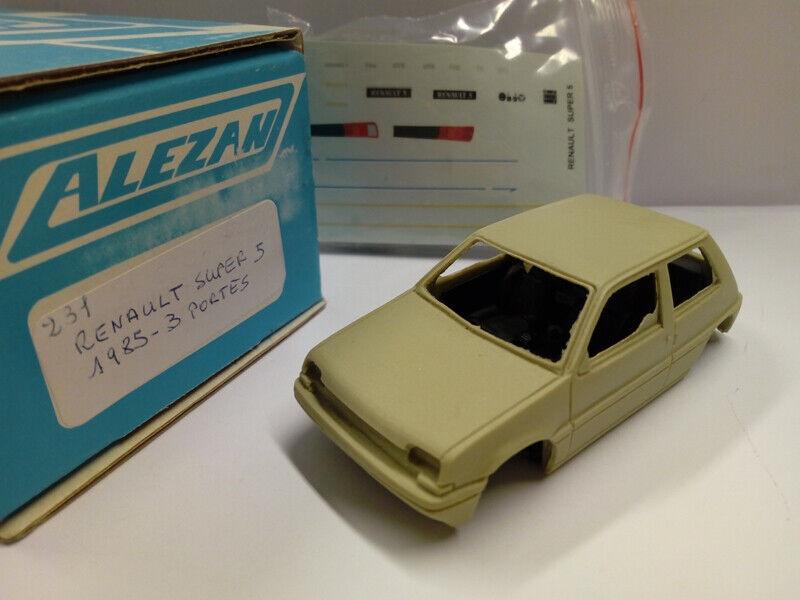 ALEK231 Renault Super 5 - 1985 (Drei Türer)