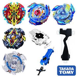 takara tomy beyblade burst starter set pack launcher bey launcher