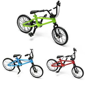 Mini Legierung BMX Finger Fahrrad Modell Rad Fans Kinder