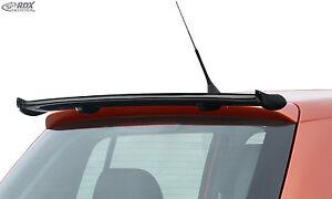 RDX-Dachspoiler-SKODA-Fabia-2-Typ-5J-Heckspoiler-Heck-Dach-Spoiler-Fluegel-hinten