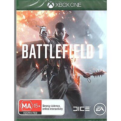 Xbox One Spiel Battlefield 1 BF1 Hellfighter DLC Pack USK 18 Versand beachtenNEU
