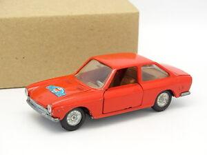 Mercury-Sb-1-43-Fiat-124-Sport-Coupe-Red