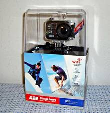"""AEE TECHNOLOGY S70 S70AEE WATERPROOF VIDEO CAMERA w/ 10X DIGITAL ZOOM AND 2"""" LCD"""