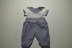 cda70b0e5 Image is loading Carriage-Boutiques-Boy-039-s-Toddler-Outfit-6M-