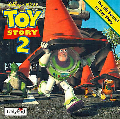 DISNEY, Toy Story 2 Story Book, Paperback, Very Good Book
