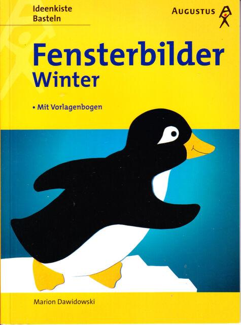 Fensterbilder Winter Marion Dawidowski 9783804306820 Ebay