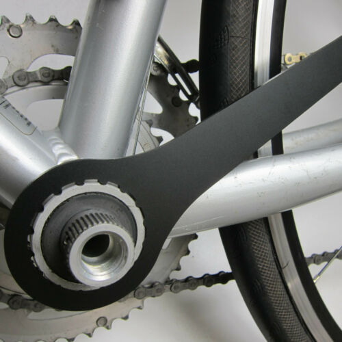 Bottom Bracket BB Tool with Crank Install Removal Tool for Shimano Hollowtech II