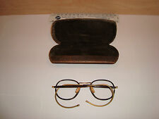 Glasses old eye glasses vintage glasses vintage optical old optical Tomkins case