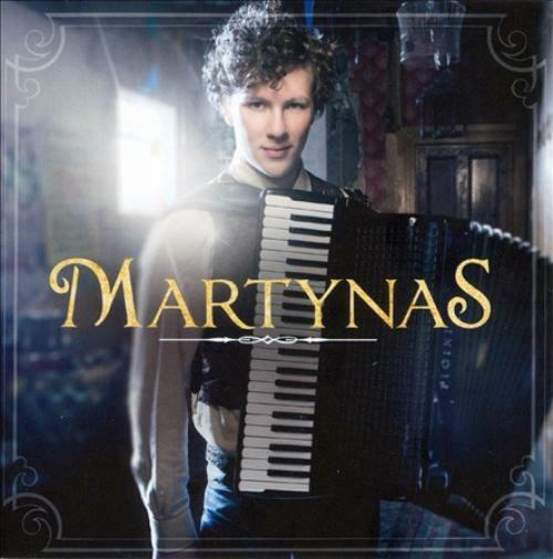 MARTYNAS LEVICKIS - MARTYNAS NEW CD