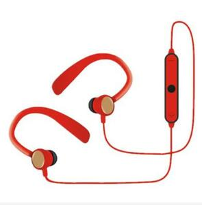 Microfono Rosso Smartphone Con hsb Bluetooth Auricolari 820B STN Cuffie Per O8acxt