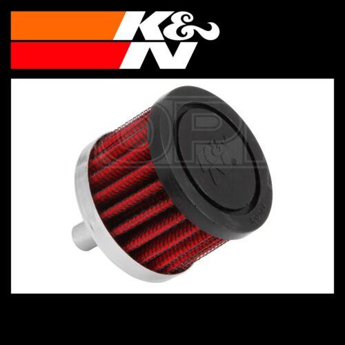 "K/&N 62-1000 3//8 Vent 2/""D 1-1//2/""H Steel Base Ea"