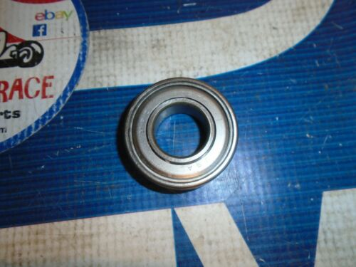 """SEALED BEARING MRC R12FF 3//4/"""" ID 1-5//8/"""" OD STEEL MADE IN USA GO KART CART PART"""