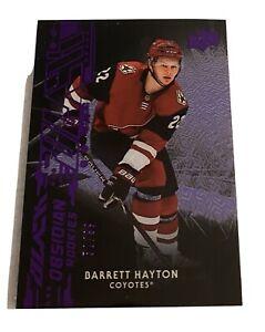19-20-SPx-Black-Obsidian-Rookies-Purple-Barrett-Hayton-52-99
