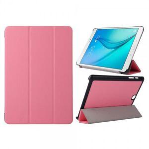 Cubierta-elegante-Rosa-para-el-Samsung-Galaxy-Tab-A-9-7-T550-T555N-Estuche-Duro