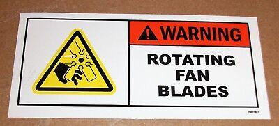 "SAFETY LABEL WARNING DANGER HIGH VOLTAGE ADHESIVE DECAL STICKER 5-1//2/"" X 2-1//2/"""