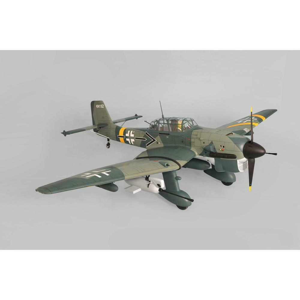 Phoenix Modelo Stuka Ju 87 61cc Gas episodio ARF 94.4 PH183