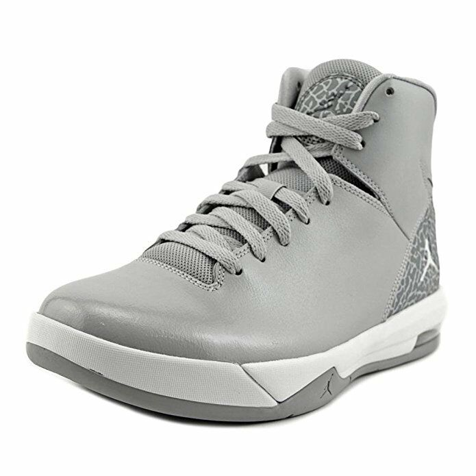 Nike Air Jordan Imminent Off Court Shoes Wolf Grey White 705077 011 Men's 11.5 [ Great discount