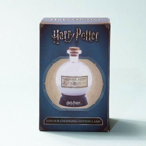 Dekolampe Harry Potter Vielsafttrank mit Farbwechsel Dekolicht Dekoleuchte
