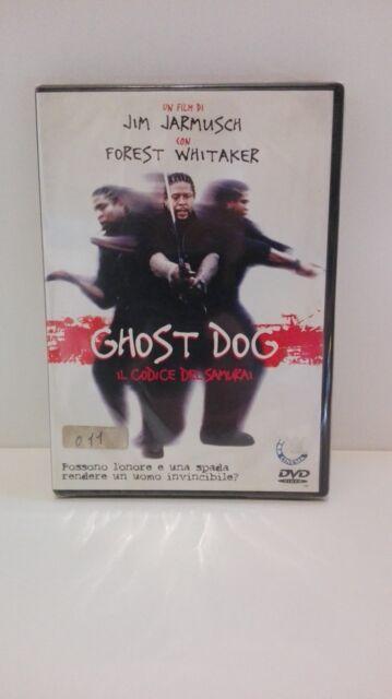 GHOST DOG IL CODICE DEL SAMURAI DVD EX NOLEGGIO Forest Whitaker