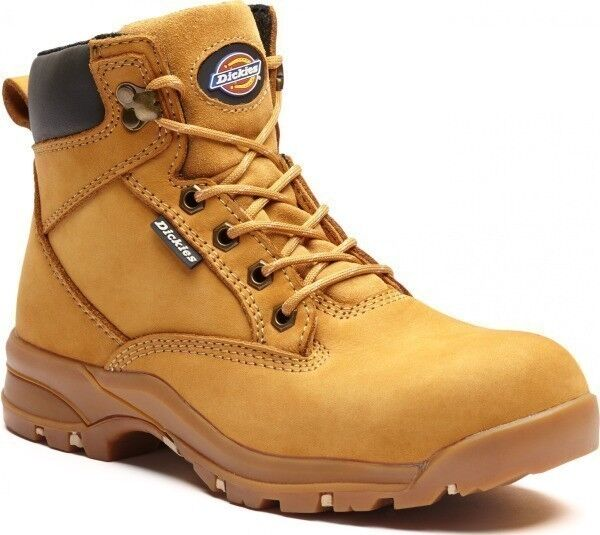 Safety Work BOOTS Honey Size