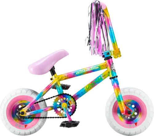 Unicorn Barf Mini BMX Bike Rocker Irok