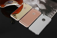 Ultra thin Clear MIRROR SOFT TPU SKIN CASE COVER FOR APPLE iPhone 6s 6s/Plus 6