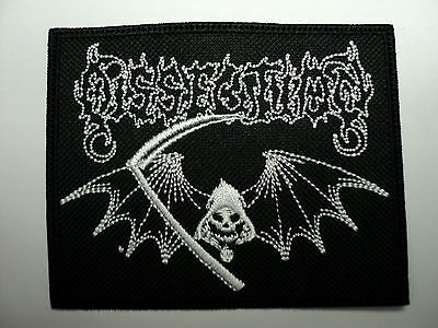 DISSECTION EMBROIDERED  PATCH
