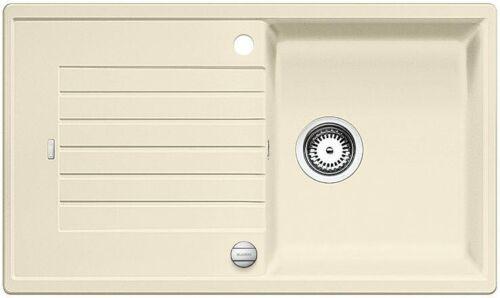 BLANCO ZIA 5 S Spüle SILGRANIT® jasmin reversibel 520507