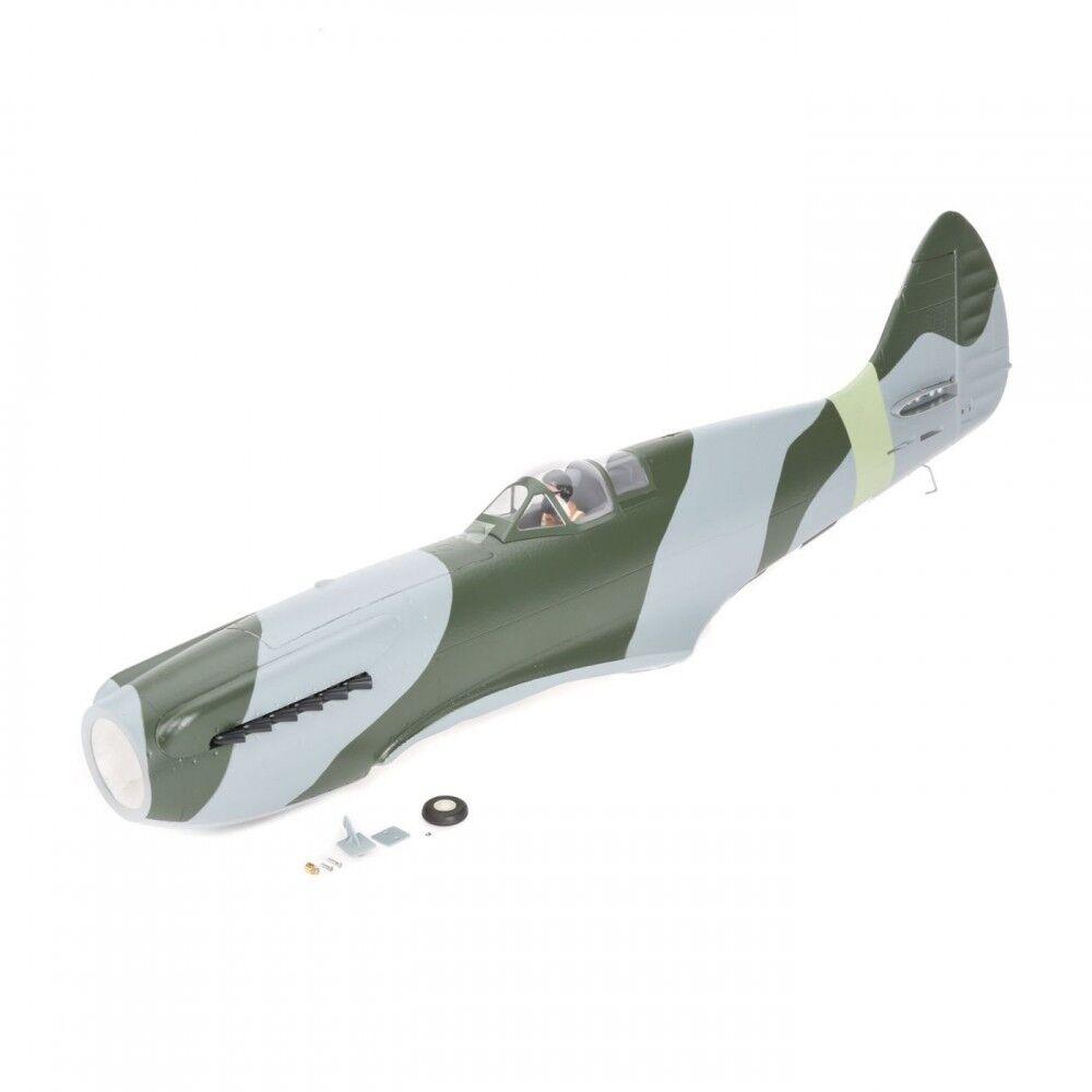 E-flite Fuselage w hatch  Spitfire 1.2M EFL8601