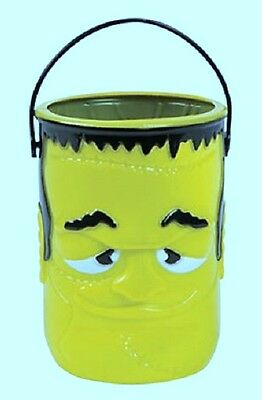 "Frankenstein Halloween Trick or Treat Pail for 18"" American Girl Doll Accessory"