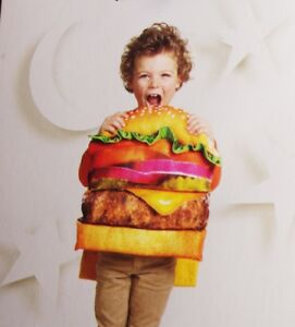 image is loading toddler boys girls cheeseburger burger hamburger halloween costume