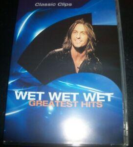 Wet-Wet-Wet-Greatest-Hits-DVD-Australia-All-Region-DVD-Like-New