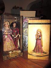 Disney Fairytale Designer Collection Dolls Rapunzel & Mother Gothel *NRFB *COA