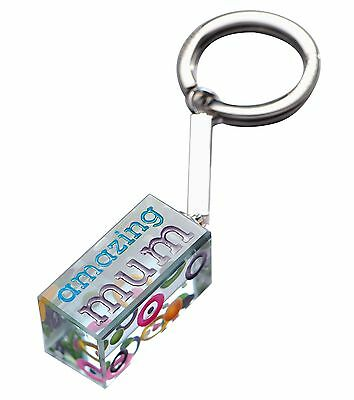 Spaceform Amazing Mum Quality Key Ring Gift Ideas for Her & Mom & Mother 1740