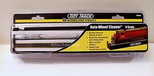 Woodland Scenics TIDY TRACK Roto Wheel Cleaner