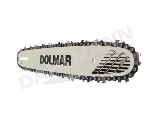 DOLMAR Schwert 35 cm 2 Sägeketten für DOLMAR ES-2135 A