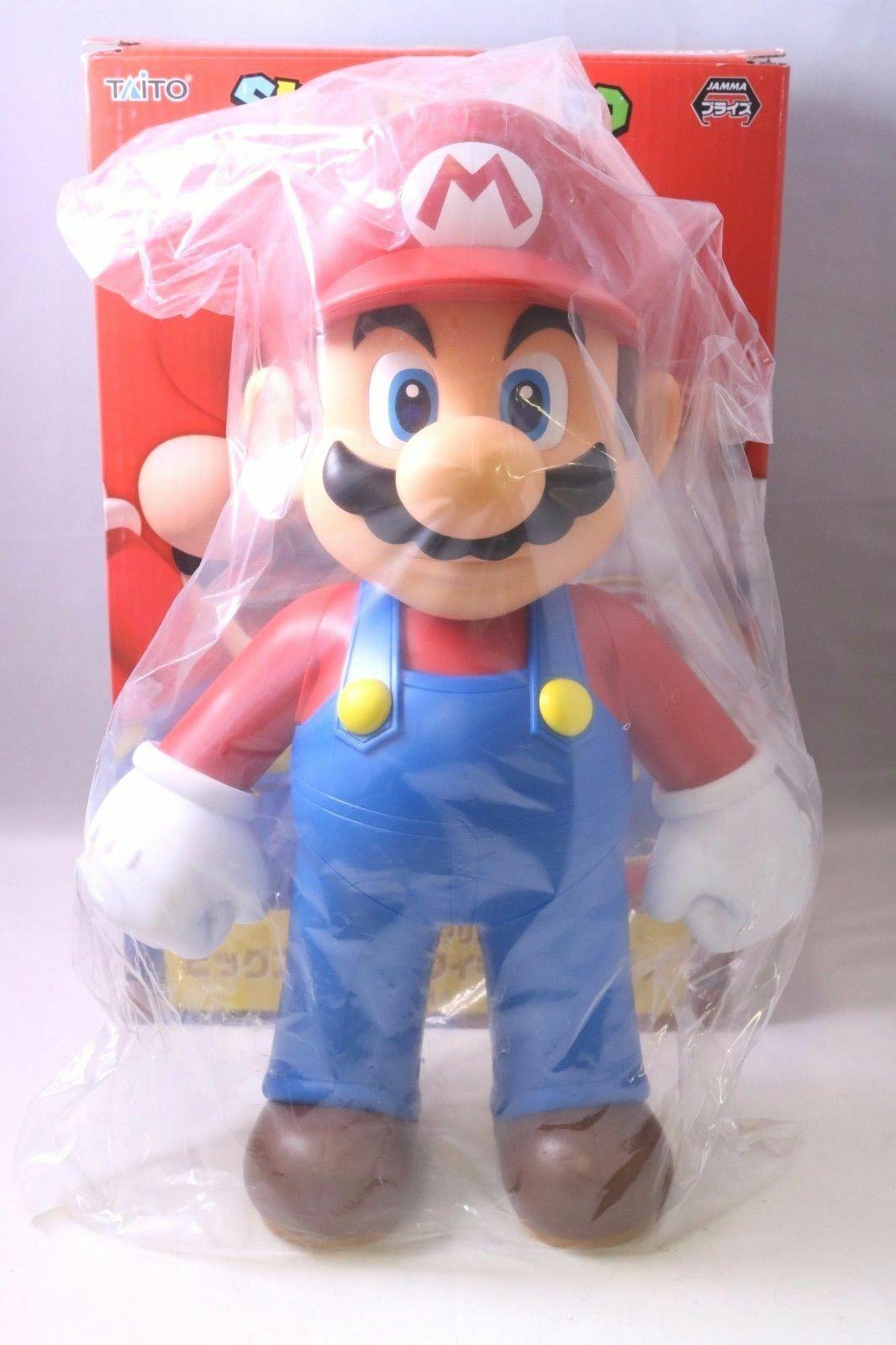 Figurine súper Mario Taito 30cm - Grande Figurine XXL