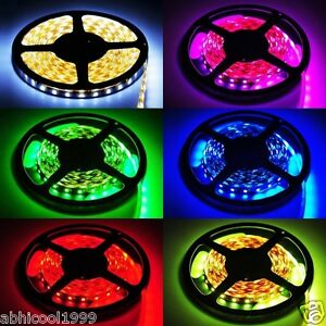 5-METER-M-CUTTABLE-LED-STRIP-WHITE-BLUE-MULTI-COLOR-GREEN-RED-WARM-WHITE-ADAPTER
