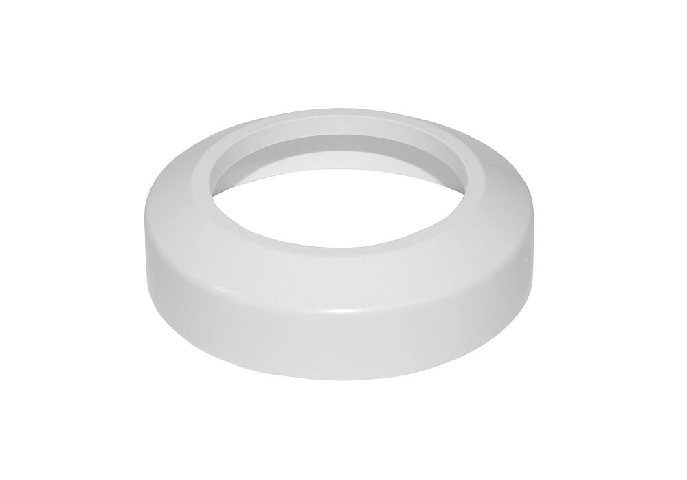 Rosace blanche WC, WC, WC, diamètre 110 mm f3066f