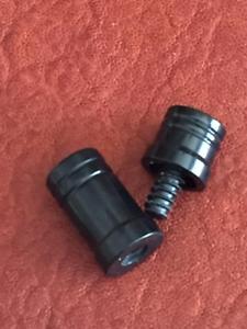 1 Set Joint Protectors Billiard Pool Cue Stick Accessories w// 3//8x10 Joint
