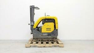 HOC LG504 ATLAS COPCO REVERSIBLE PLATE COMPACTOR 1000 LB + FREE SHIPPING + 90 DAY WARRRANTY Canada Preview