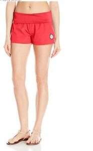 Body-Glove-Ladies-Boardshort-Coral-Size-Large-rrp-28-48-SA172-DD-07