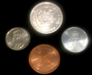 World-Coin-Lot-Denmark-Finland-Sweden-Armenia-amp-A-Bonus-UNC-Bill